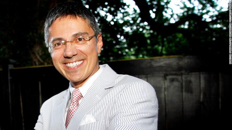 Carlos Elizondo sẽ là thư ký xã hội Nhà Trắng người Mỹ gốc Tây Ban Nha đầu tiên. Ảnh: Internet