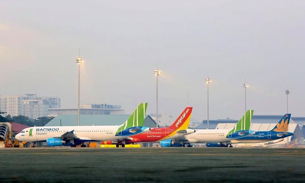 Các hãng hàng không Việt Nam sẽ khai thác bay nội địa trở lại vào ngày 16/4.
