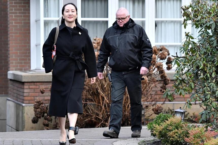 Các luật sư của bà Mạnh Vãn Châu đang tìm cách chứng minh các bằng chứng do HSBC cung cấp để bắt giữ bà là không chính xác. Ảnh:Reuters.