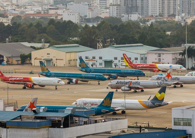 Lãnh đạo Bộ Giao thông Vận tải cho rằng việc hỗ trợ các hãng bay thiệt hại sau đại dịch là công bằng, nhưng cần xem xét nguồn vốn chủ sở hữu. Ảnh: VietnamNet