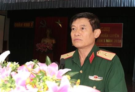 Thiếu tướng Lê Tấn Bửu làm Trưởng ban chỉ huy lâm thời Phòng thủ dân sự QK7