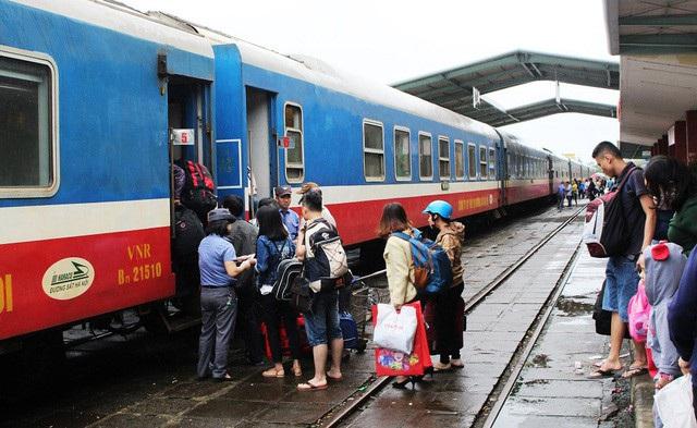 Nhiều chuyến tàu địa phương sẽ chạy lại từ ngày 24/4