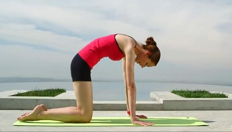 Bài tập Yoga giảm cân giúp bạn sở hữu thân hình săn chắc, quyến rũ