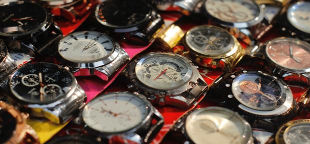 Xuất khẩu đồng hồcủa Thụy Sĩ trong 10 tháng kể đầu năm nay đã giảm 25,8% so với cùng kỳ năm 2019. Ảnh:springwise.com