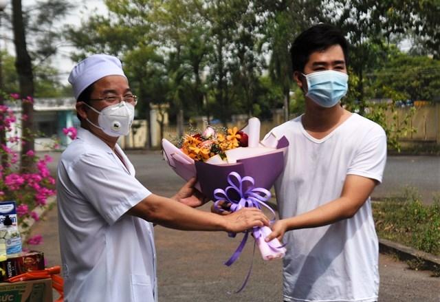 Bệnh nhân 247 được xuất viện.