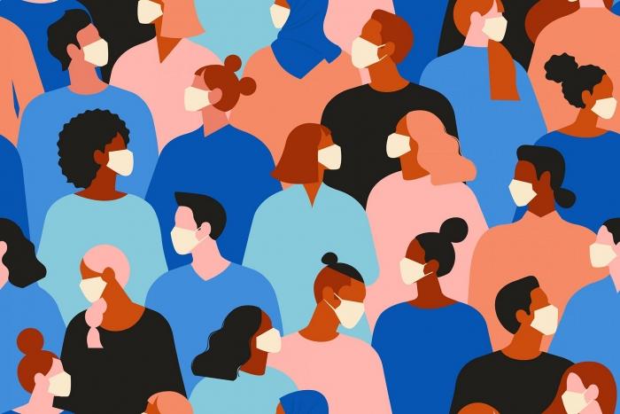 Tính đến 8h30 ngày 10/5, thế giới đã có4.100.726 người nhiễm COVID-19. Ảnh: Shutterstock.