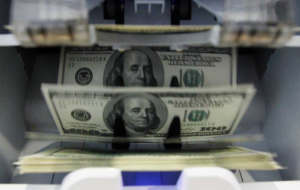 Thâm hụt ngân sách của Mỹ có thể lên tới 3.700 tỷ USD