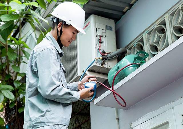 Nguyên nhân và các hiện tượng thiếu gas đối với máy điều hòa
