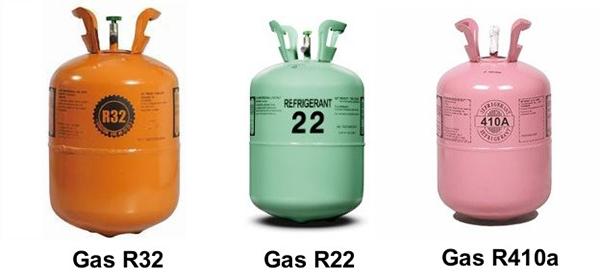 Ưu và nhược điểm các loại gas dùng cho máy lạnh hiện nay
