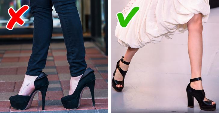 Những kiểu giày cần loại ngay khỏi tủ quần áo của bạn không nên tiếc nuối