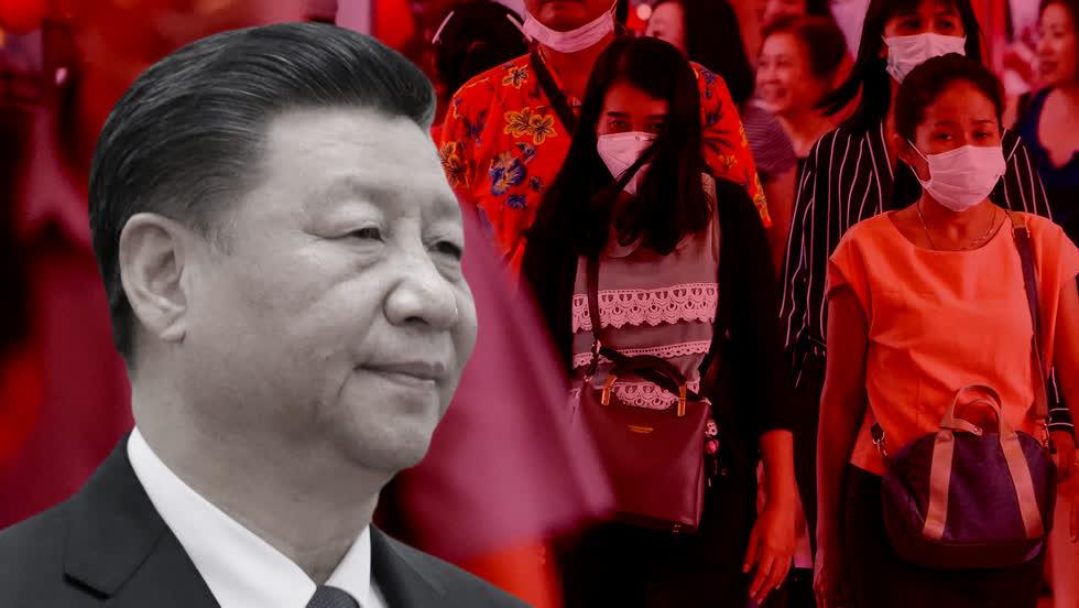 Danh tiếng toàn cầu của Trung Quốc đã bị tổn hại nặng nề vì COVID-19.