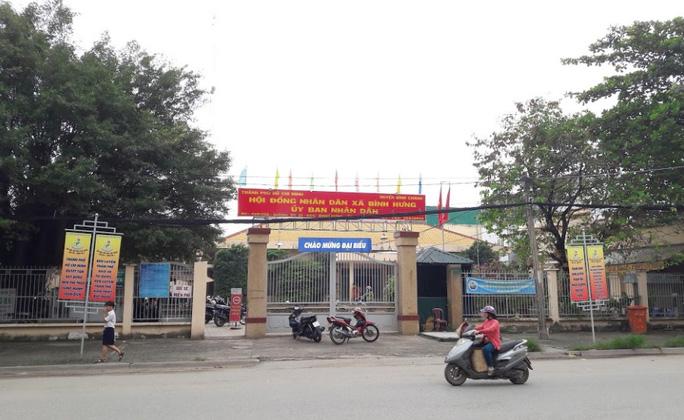 Thanh tra TP.HCM cho rằng sai phạm trong công tác tài chính kế toán tại xã Bình Hưng (Bình Chánh) là rất nghiêm trọng, cần được chấn chỉnh và xử lý nghiêm.