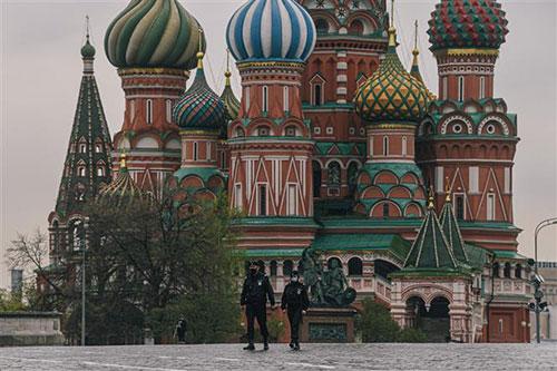 Thủ đô nước Nga đang là nơicó nhiều ca mắc mới COVID-19 nhất trong hôm nay với 5.551 trường hợp.