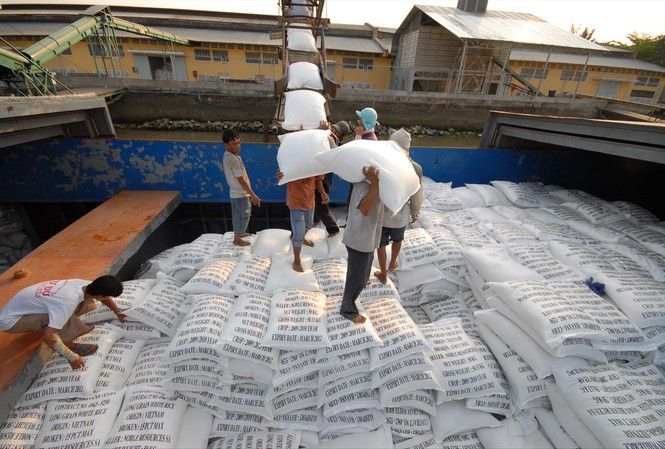 Thanh tra xuất khẩu gạo sẽ được triển khai từ ngày1/1/2020 đến ngày 31/5/2020.