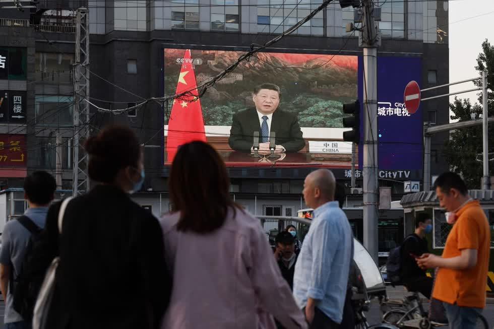 Cho đến nay, Trung Quốc vẫn chưa đủ tầm với vai trò lãnh đạo toàn cầu.
