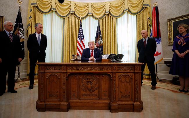 Để dịch chuyển chuỗi cung ứng ra khỏi Trung Quốc, Mỹ đang lên kế hoạch thành lập