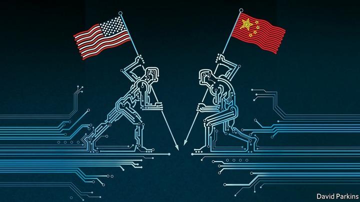 Trung Quốc vẫn là nước duy nhất có sức mạnh mà có thể… đe dọa địa vị thống trị của Mỹ trong lĩnh vực công nghệ.
