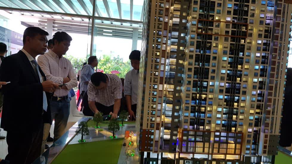Vào quý 3/2020, Phú Đông 3 ra mắt dự án mới có giá khoảng 2 tỷ đồng. Ảnh: Cẩm Viên.