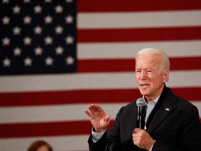 Gần đây, ông Joe Biden còn chi khoảng 20.000 USD thuê một ngôi nhà xa hoa ở bang Virginia.Ảnh: Reuters