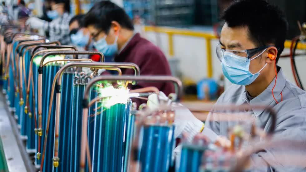 Kinh tế châu Á đang hồi phục mạnh mẽ thời kỳ hậu COVID-19.