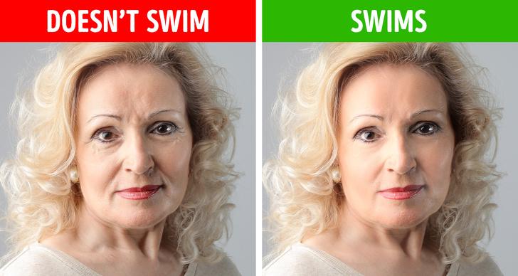 Điều gì xảy ra với cơ thể khi đi bơi 3 lần/tuần