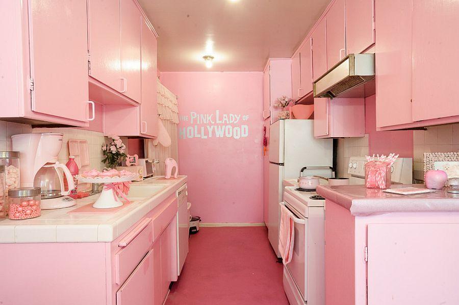 Màu hồng sẽ trở nên phổ biến hơn nhiều trong trang trí nhà cửa trong năm 2020 và những năm sắp tới.