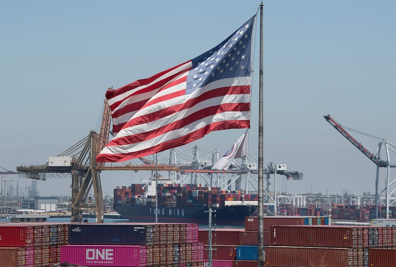 Thời kỳ tăng trưởng kinh tế dài nhất trong lịch sử Mỹ đã chính thức kết thúc.