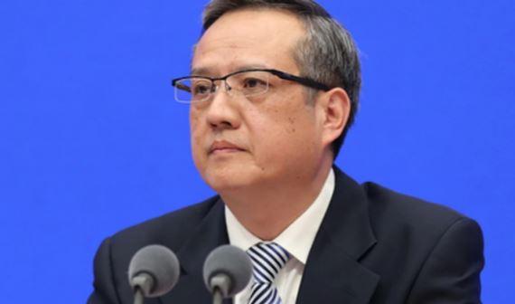 Ông Liu Dengfeng, quan chức thuộc bộ phận khoa học và giáo dục của Ủy ban Y tế Quốc gia Trung Quốc.