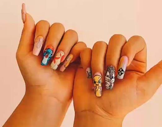 Mở đầu tháng 6 với những mẫu nail đẹp đầy cảm hứng
