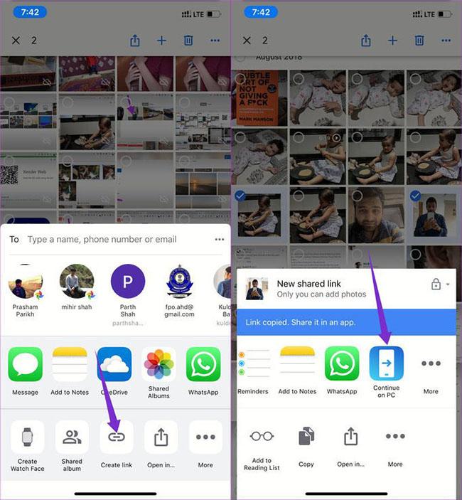 Thủ thuật chuyển ảnh từ iPhone sang máy tính cực kỳ đơn giản