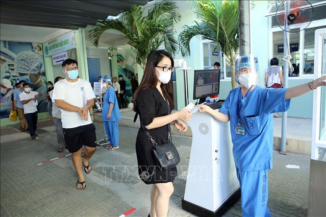 Việt Nam có thêm 16 người dương tính. Ảnh minh họa