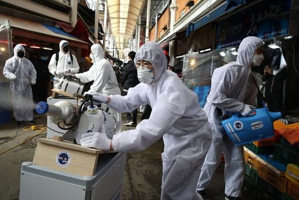 Số ca nhiễm COVID-19 ở Hàn Quốc đang có xu hướng tăng trở lại. Ảnh minh họa