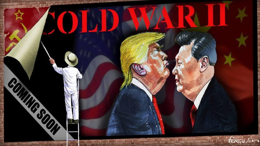 Chiến tranh Lạnh mới: Mỹ cáo buộc Trung Quốc tìm kiếm đối đầu trên 'mọi mặt trận'