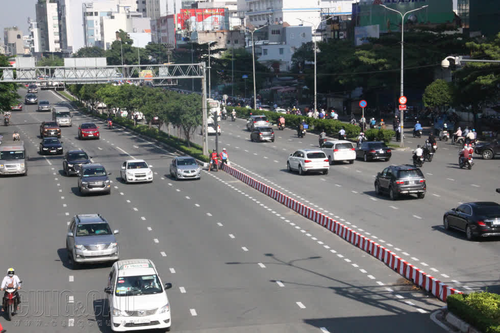 Tổng kiểm tra giấy tờ phương tiện giao thông từ 15/5 đến 14/6.