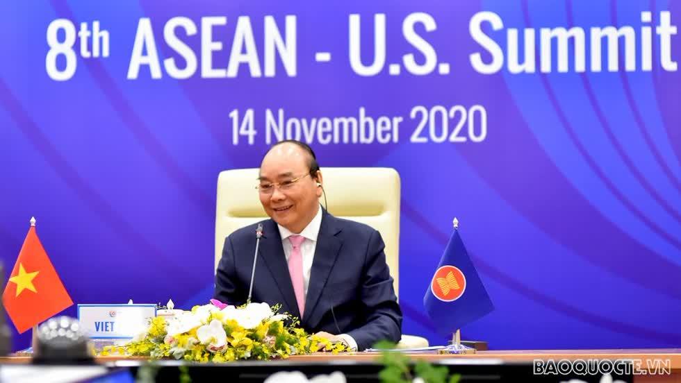 Nguyễn Xuân Phúc chủ trì khai mạc Hội nghị Cấp cao ASEAN lần thứ 37.