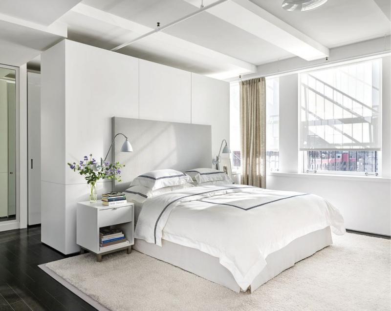 'Đốn tim' với phòng ngủ master với thiết kế đơn giản nhưng 'bao đẹp'