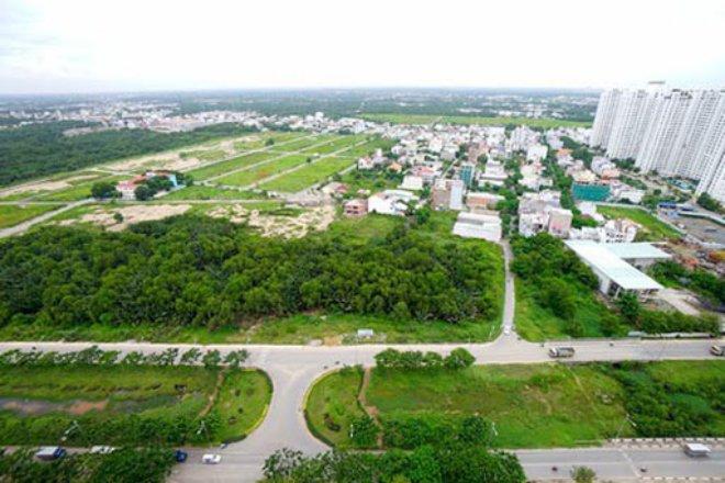 Quy hoạch sử dụng đất quốc gia giai đoạn 2021 - 2030.