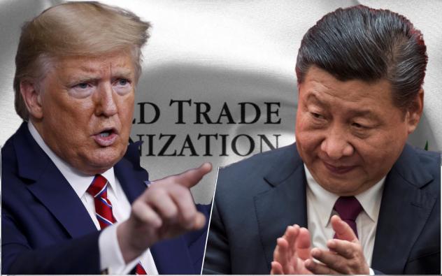 Đối đầu Mỹ - Trung gia tăng khi cuộc chiến giành chiếc ghế lãnh đạo WTO bắt đầu