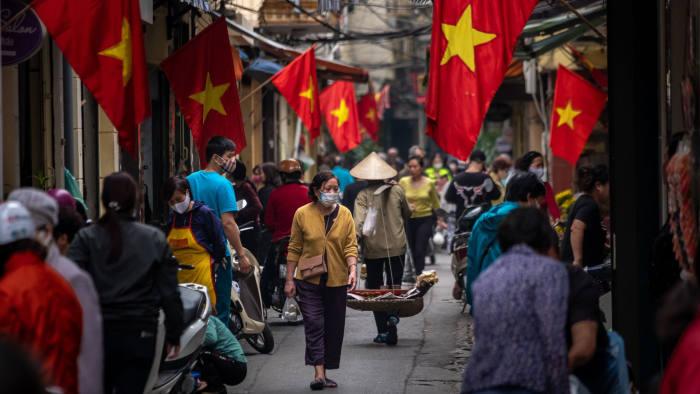 Việt Nam kỳ vọng Hiệp định RCEP sẽ hỗ trợ phục hồi kinh tế sau đại dịch. Ảnh: Thời báo Tài chính