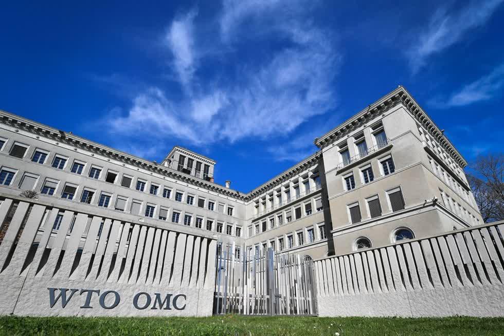 Trụ sở của Tổ chức Thương mại Thế giới tại Geneva, Thụy Sĩ. Ảnh:AFP/Getty.