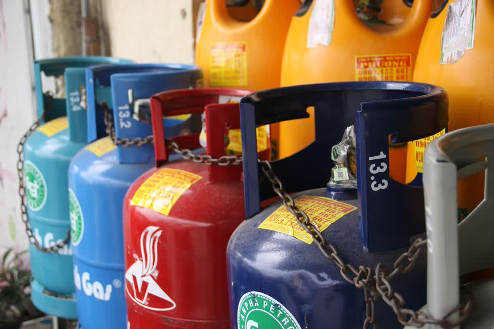 Giá gas thế giới tiếp tục giảm mạnh