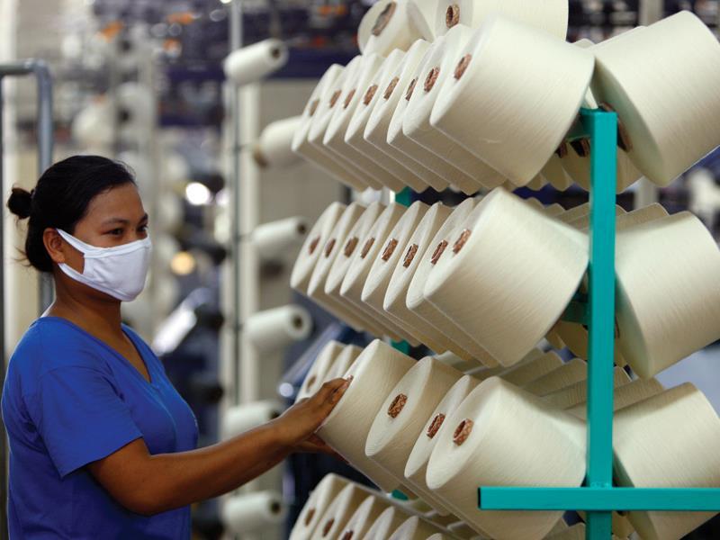 Việt Nam có tự chủ được nguồn nguyên liệu để tham gia vào
