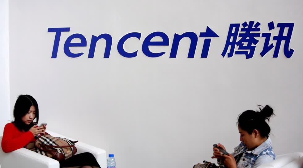 Người dân không cần phải cách ly ở nhà đang thách thức Tencent duy trì mức tăng trưởng như thời gian qua. Ảnh: Reuters