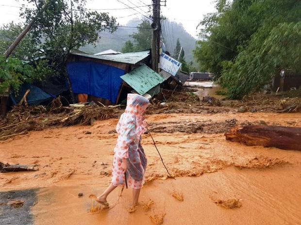 Thôn 1 - Trà Leng, nơi yên bình trở nên tan hoang sau vụ sạt lở núi vùi lấp 45 người