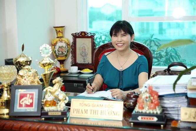 Bà Phạm Thị Hường.