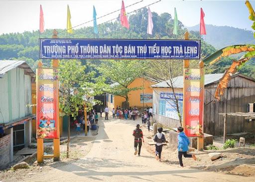 Trước khi bão số 9 quét qua và xảy ra vụ sạt lở nghiêm trọng, cuộc sống của người dân Trà Leng bình yên như bao địa phương vùng cao khác...