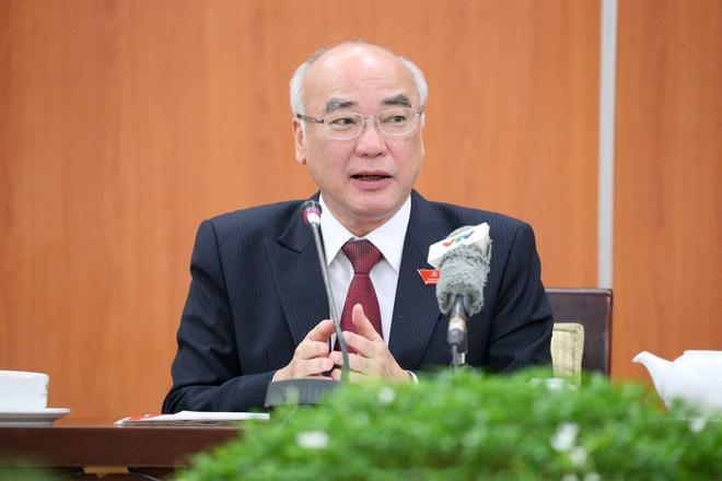 Ông Phan Nguyễn Như Khuê. Ảnh: Zing