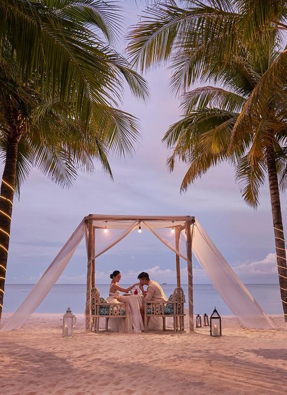 JW Marriott Phú Quốc Emerald bay resort.