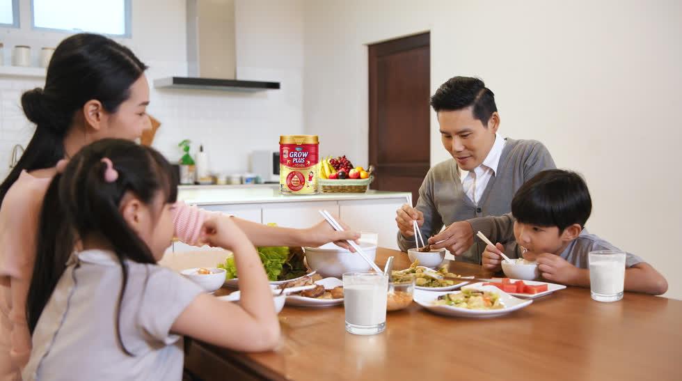 Sản phẩm được chứng nhận lâm sàng giúp trẻ suy dinh dưỡng, thấp còi tăng cân sau 3 tháng.