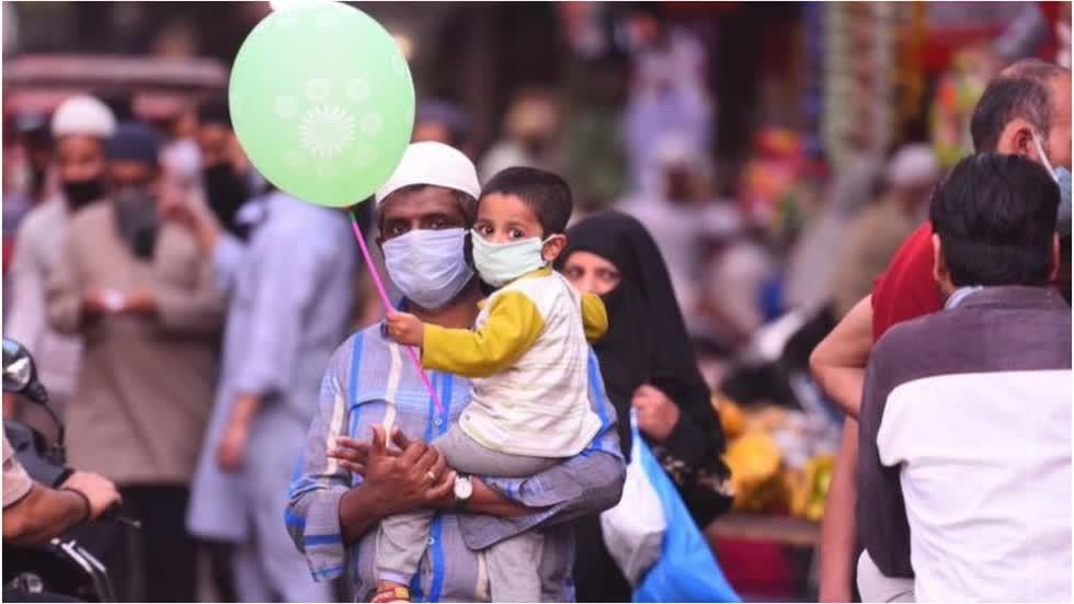 Tình hình dịch bệnh COVID-19 ở Ấn Độ vẫn không mấy khả quan khi số ca nhiễm mới liên tục tăng.